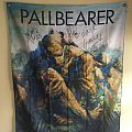 Pallbearer - Other Collectable - Pallbearer Heartless Signed Flag