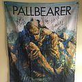 Pallbearer Heartless Signed Flag
