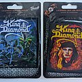 King Diamond patches