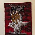 Immolation patch red border