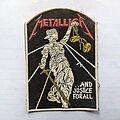 Metallica - Patch - Metallica rubber patch