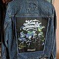 King Diamond - Battle Jacket - Old school heavy, thrash, death, movie and anime