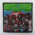 Overkill - Patch - Overkill patch