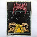 Master - Patch - Master rubber patch