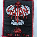 Satan - Patch - Satan - Into the fire patch