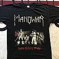 Manowar - TShirt or Longsleeve - Into Glory Ride bootleg shirt
