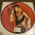 Bruce Dickenson Picture Interview Disc
