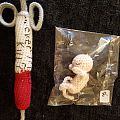 Suffer In Rot - Other Collectable - Crochet Syringe and Fetus