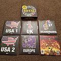 Worldwide Metal (Earache 6 cd Compilation)