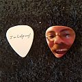 Guitar picks with my face on them
