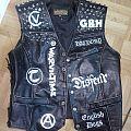 leather vest (work in progress)
