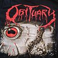 Obituary concert shirt