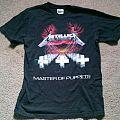 Metallica - TShirt or Longsleeve - Master of Puppets