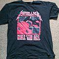 Metallica - TShirt or Longsleeve - Metallica Kill `Em All