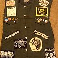 Spazz - Battle Jacket - Green Vest
