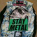 Electric Wizard - Battle Jacket - Stay Metal