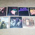 Black Sabbath - Tape / Vinyl / CD / Recording etc - My Black Sabbath LP collection