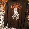 Black Witchery - Antichrist Order Of The Holy Death (Hooded Sweat Shirt)