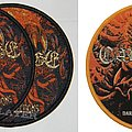 Carnage - Patch - WANTED Carnage Dark Recollections Woven Patch