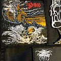 """Dio - Patch - Dio """"Holy Diver"""" patch woven"""