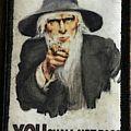 Gandalf - Patch - Uncle Sam Gandalf