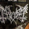 Mayhem - Patch - Mayhem logo