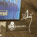 Vintersorg - Patch - Patches on vest, back