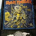 Iron Maiden - Patch - Patches (side)