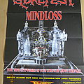 Gorefest - Mindloss Promo Poster Foundation2000 Other Collectable