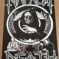 Napalm Death - Other Collectable - Napalm Death - Life Poster by Mark Sikora