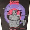 Voivod - Patch - Voivod - Dimension Hatröss Backpatch 1989
