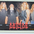 Deicide - Poster around 1990 Other Collectable