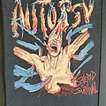 Autopsy - Patch - Autopsy - Severed Survival Backpatch 1992 Peaceville