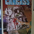 Carcass - Other Collectable - Carcass - Necroticism...Promo Poster
