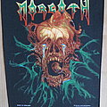 Morgoth - The Eternal Fall Backpatch Blue Grape Merchandising 1990
