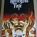 """Mercyful Fate - Other Collectable - Mercyful Fate - """"9"""" Metal Blade Poster"""