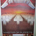 Metallica - Other Collectable - Metallica - Master of Puppets Poster