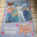 Death - Spiritual Healing  Promo Poster  Other Collectable