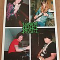 Napalm Death - Other Collectable - Napalm Death - From Enslavement to Obliteraton Promo Poster