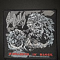 Sadus - Patch - Sadus - Swallowed in Black Patch 1991