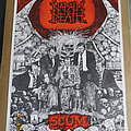Napalm Death - Other Collectable - Napalm Death - Scum Poster