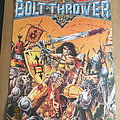 Bolt Thrower WarMaster Poster