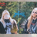 Beherit - Other Collectable - Beherit Poster out of old Vampire Magazine / Fanzine 1991