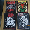 Backpatch Madness 1990 - 1992 Drakkar/Popworld/Blue Grape