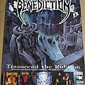 Benediction - Transcend the Rubicon Nuclear Blast/Relapse Promo Poster