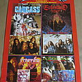 Carcass - Other Collectable - Earache - Gods of Grind Promo Poster