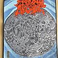 Morbid Angel - Patch - Morbid Angel - Altars of Madness Vintage BackPatch