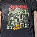 Terrorizer - TShirt or Longsleeve - Terrorizer - World Downfall T-Shirt Earache