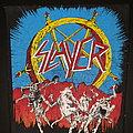 Slayer - Patch - Slayer - Hell Awaits Backpatch
