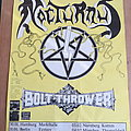 Nocturnus - Other Collectable - Nocturnus / Bolt Thrower Tour Poster 1991
